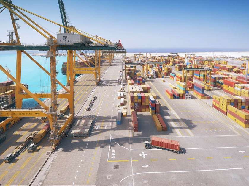 King Abdullah Port all set to receive huge cargo volume before Ramadan